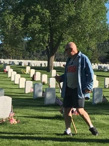 Memorial walk n